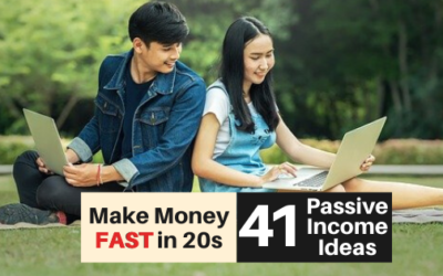 How to Make Passive Income in Your 20s? – 41 EASY IDEAS