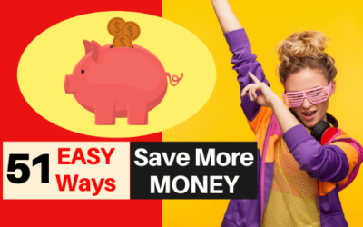 51 Easy Ways to Save Money that Helped Me to Save Extra Money