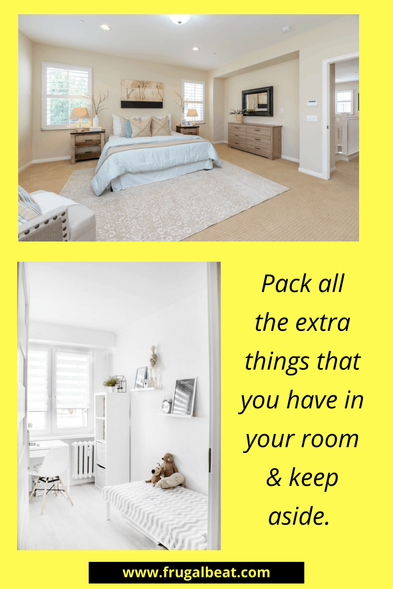 How to Make your Room Minimalistic?
