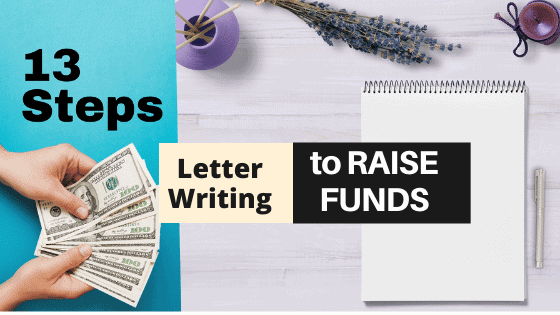How to Write a Fundraising Letter for an Ill Person? – 13 STEPS to DRIVE MORE FUNDS