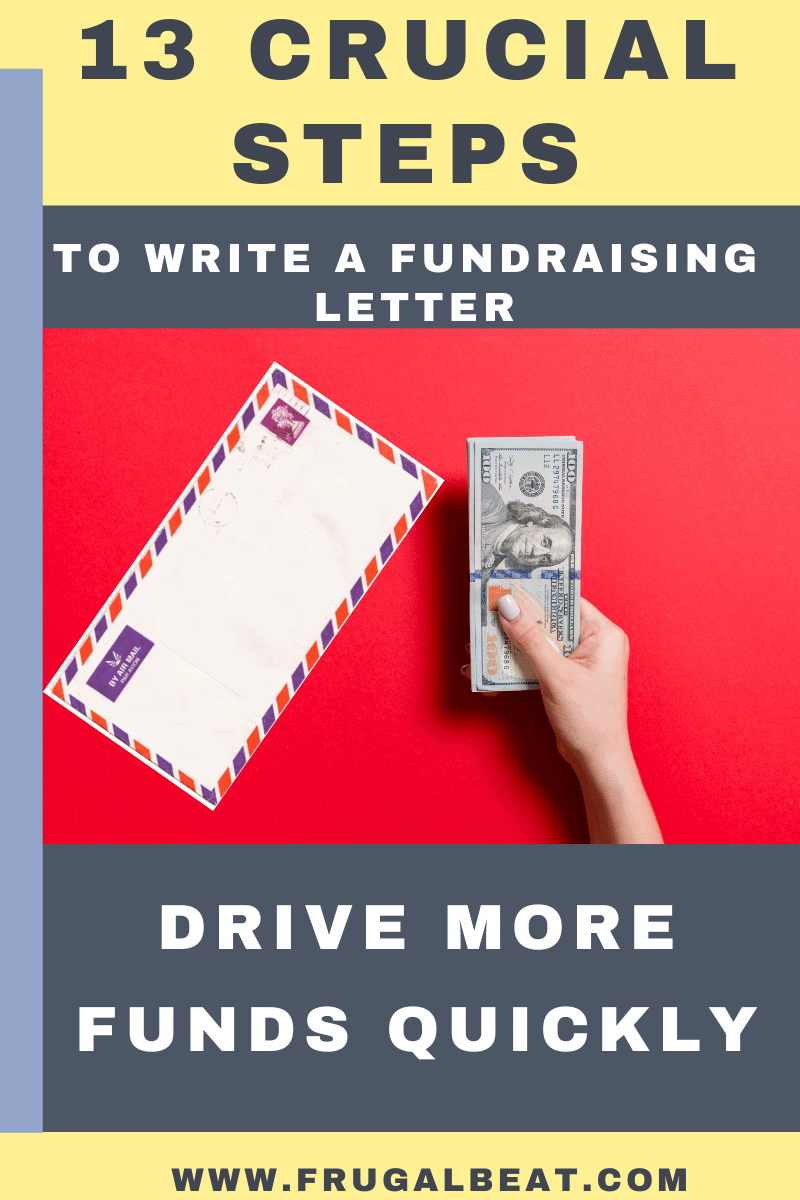 How to Write a Fundraising Letter for a Sick Person?