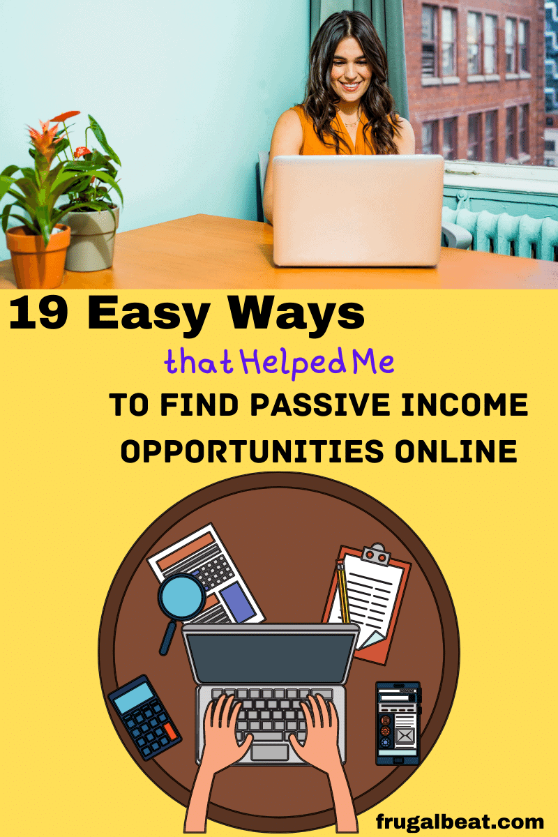 How to Find Passive Income Opportunities Online