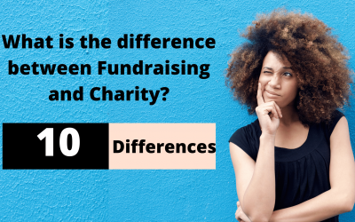 Fundraising vs Charity – 10 KEY DIFFERENCES that a Very Few People Know