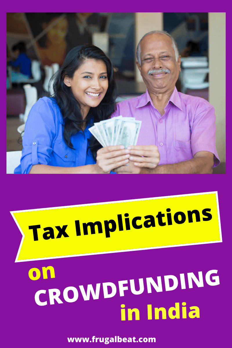 Is Crowdfunding Taxable in India
