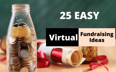 25 Effective Virtual Fundraising Ideas for School Clubs